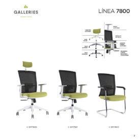 sillas para oficina de malla