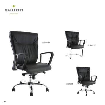 sillas para direccion