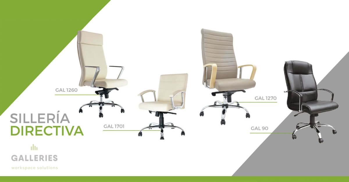 sillas gerenciales oficina