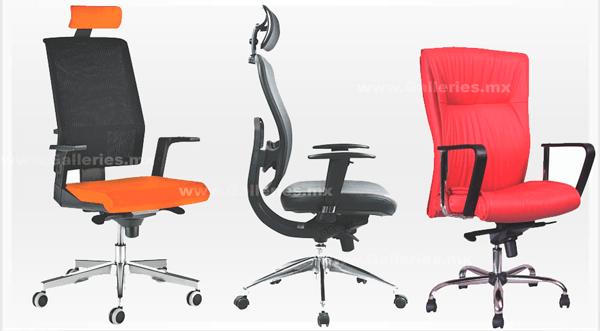 Sillas ergonomicas para oficina for Sillas ejecutivas para oficina