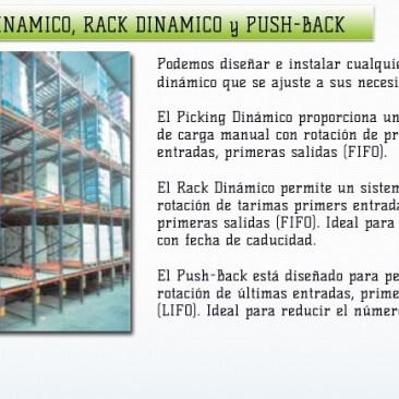rack dinamico